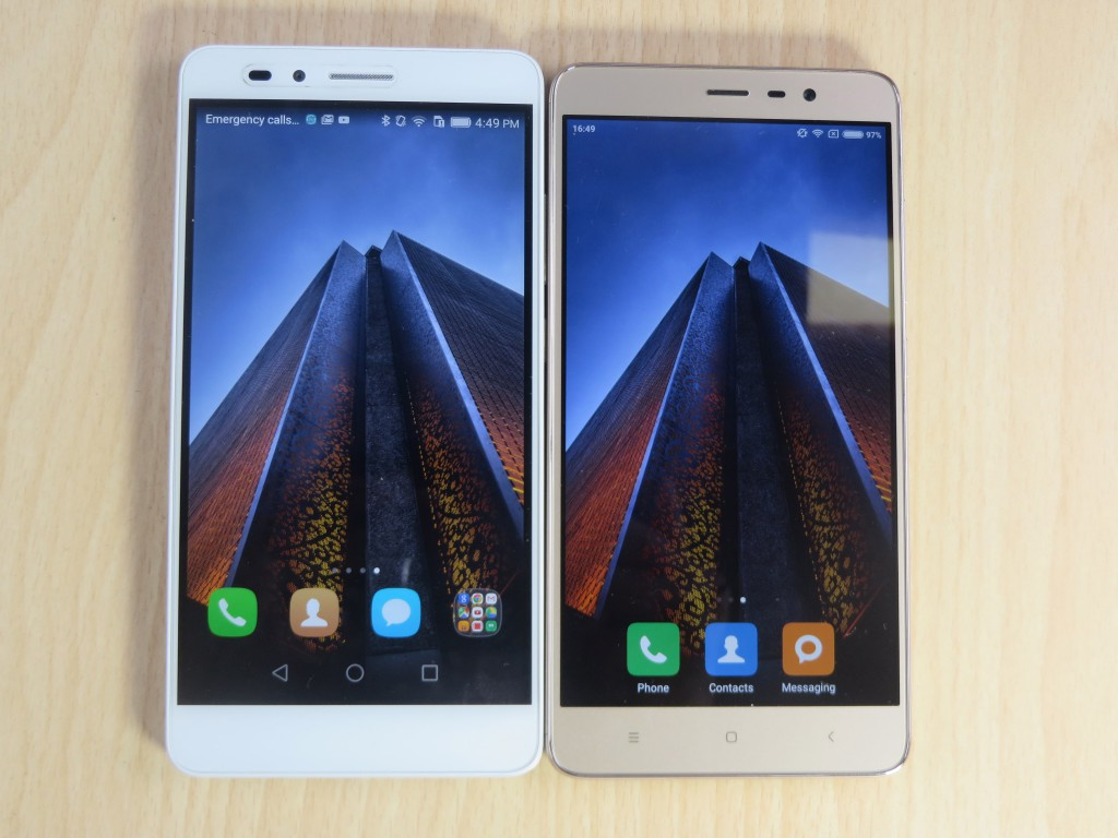 Redmi Note 3 vs Honor 5X (2)