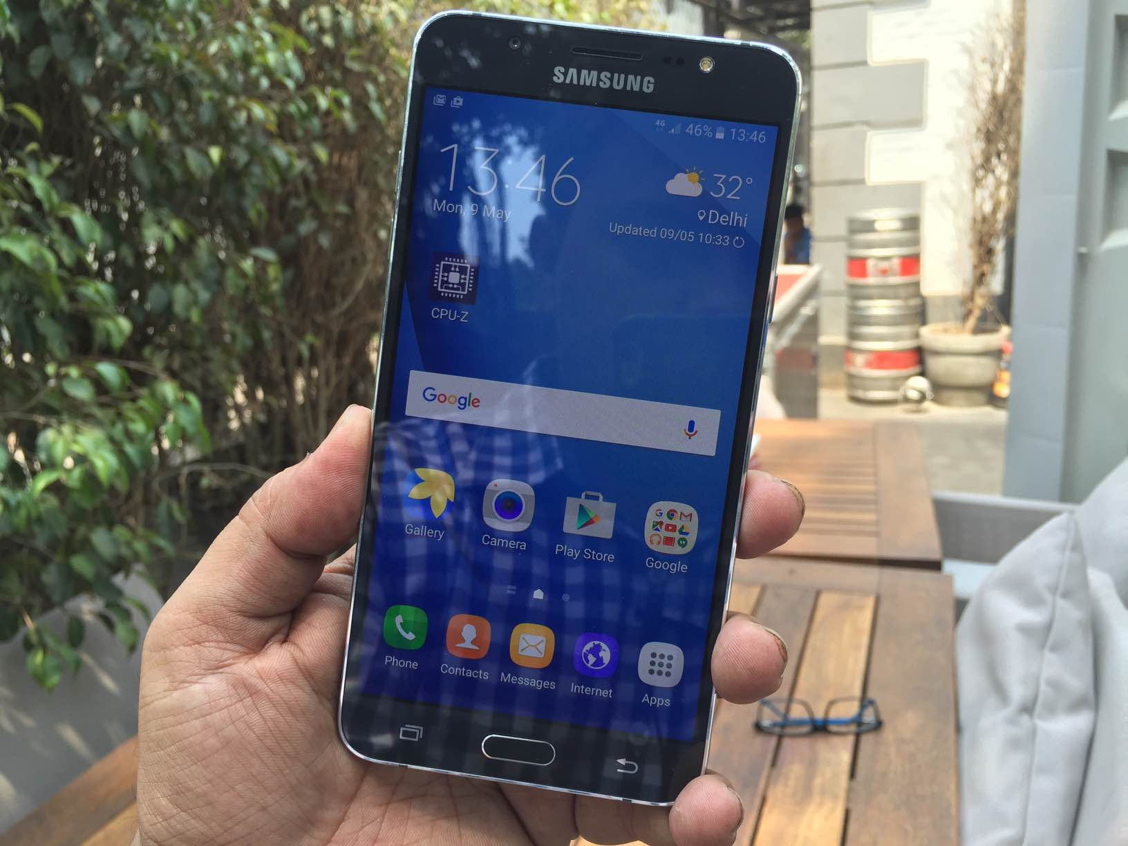 samsung galaxy j7 2016 unboxing gaming and benchmarks