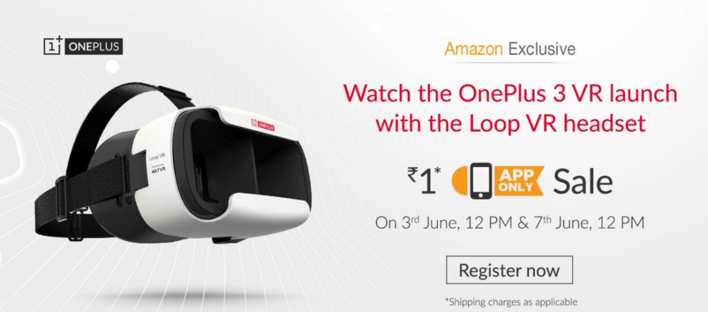 OnePlus Loop VR Buy India