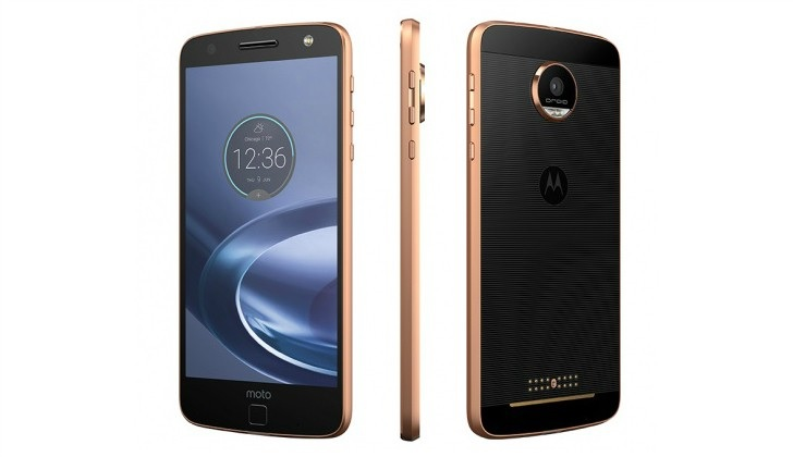 Lenovo Introduces The Motorola Moto Z and Z Force