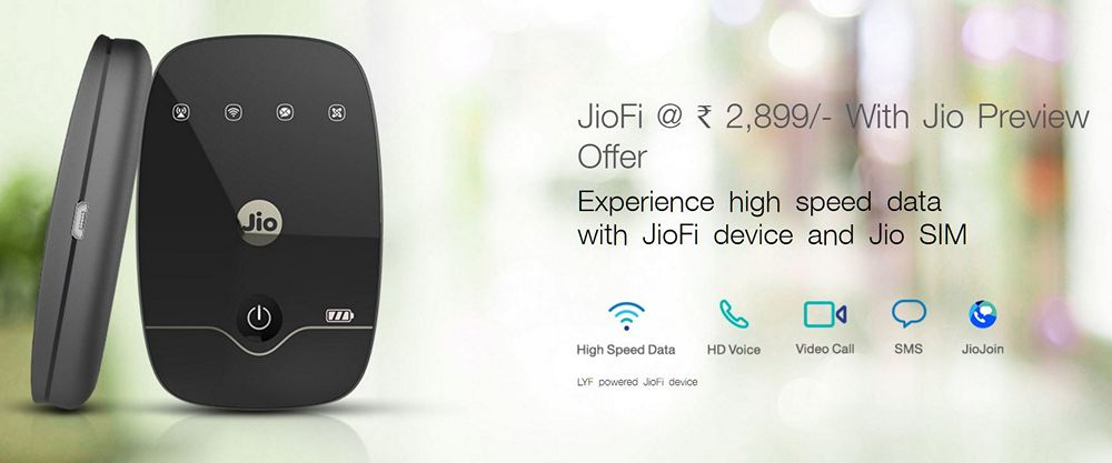 Everything You Need To Know About Reliance JioFi Pocket Wi