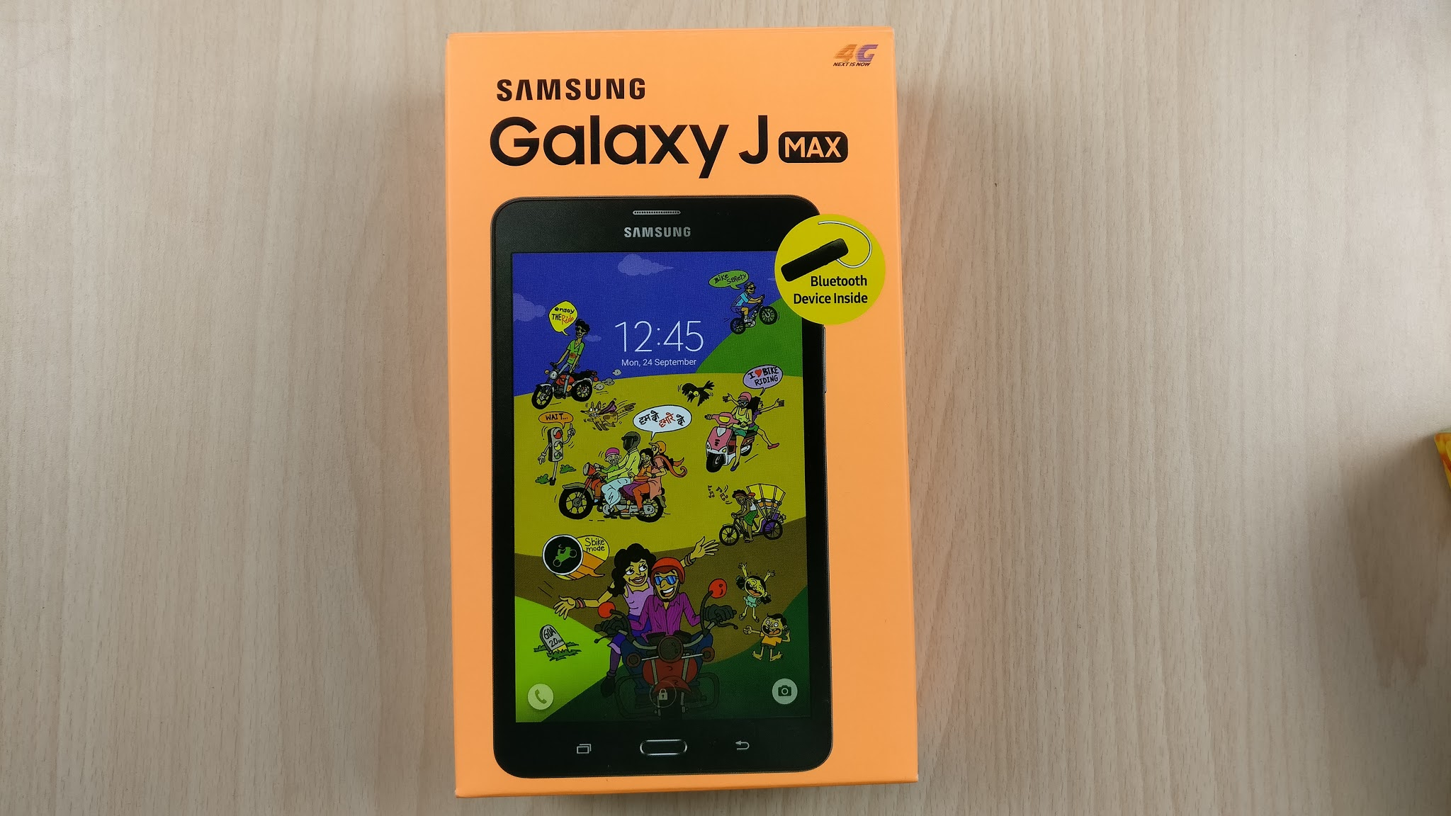 Samsung Galaxy J Max Unboxing Quick Review Gaming And