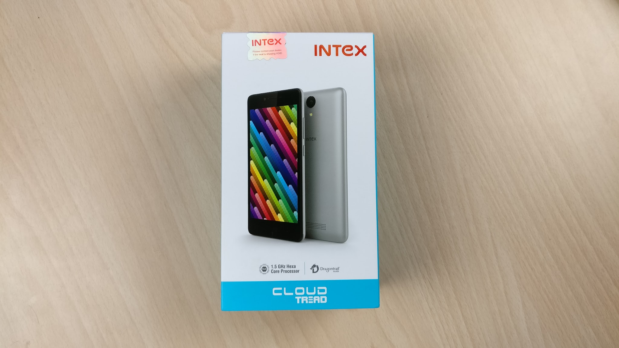 Intex Cloud Tread (12)