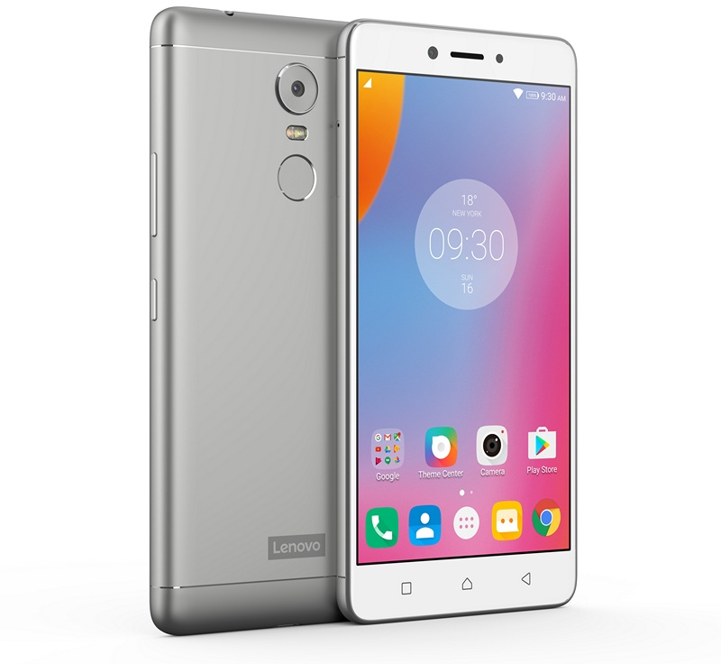 Lenovo K6, K6 Power And K6 Note Launched With Snapdragon 430