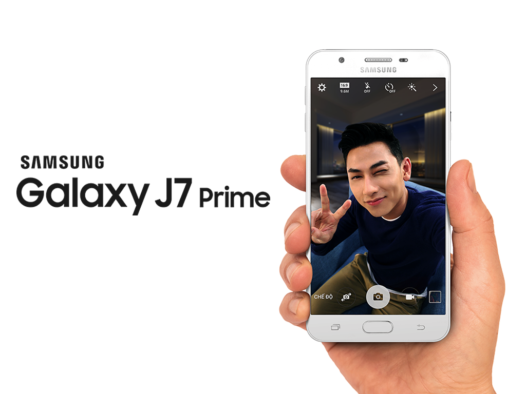 Samsung Galaxy J7 Prime With Fingerprint Sensor To Hit Indian Market White Gold At Rs 18790
