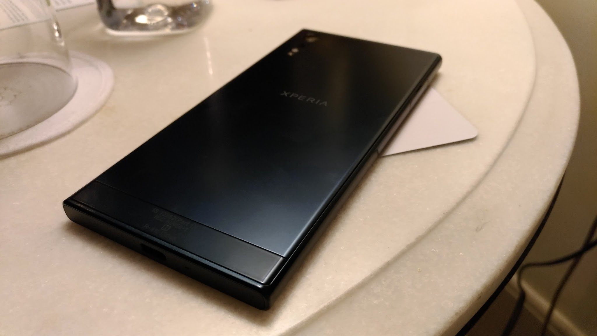 sony xperia xz hands on and quick overview pricing and. Black Bedroom Furniture Sets. Home Design Ideas