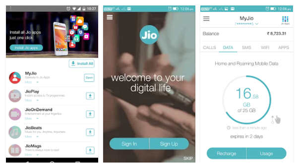 Reliance Jio Apps Bouquet- Amazing Free Benefits That You Are Not