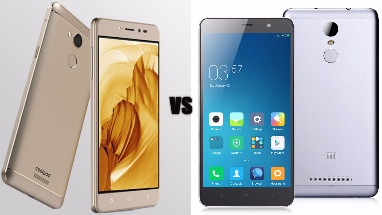 Coolpad Note 5 Vs Redmi Note 3 Quick Comparison Overview