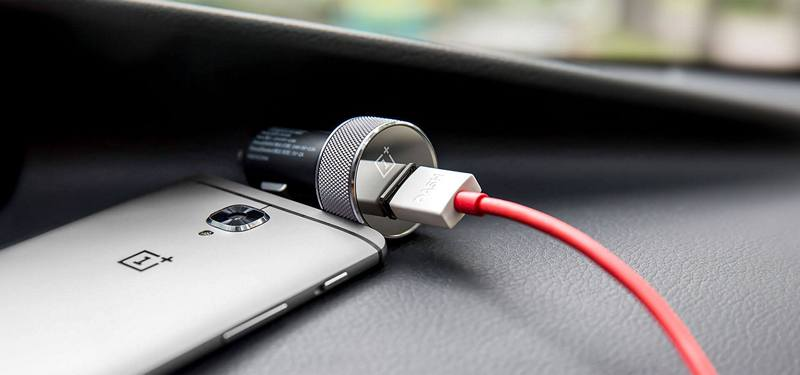 OnePlus 3 Dash Car Charger