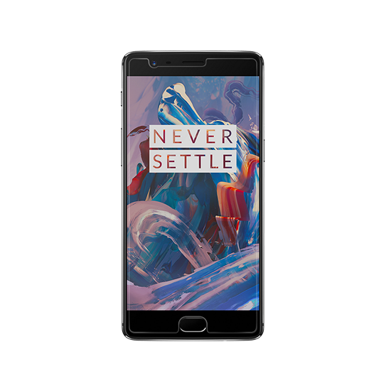 OnePlus 3 Tempered Glass Screen Protector