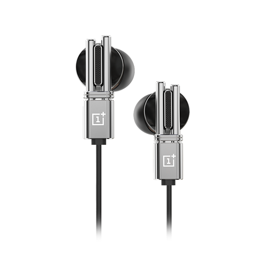 OnePlus Icons Earphones Graphite