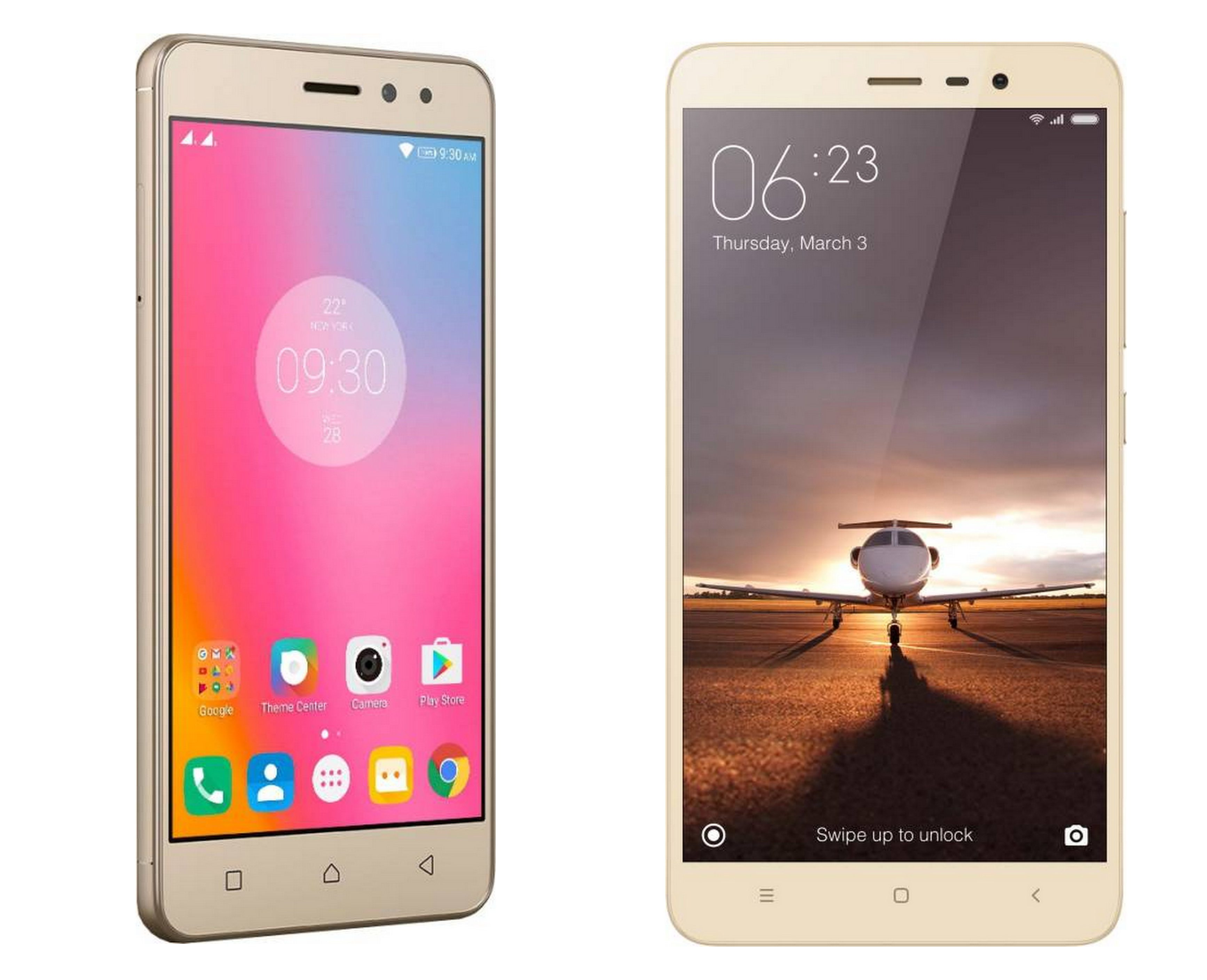 Lenovo K6 Power Vs Xiaomi Redmi Note 3 Which Is The Better Buy