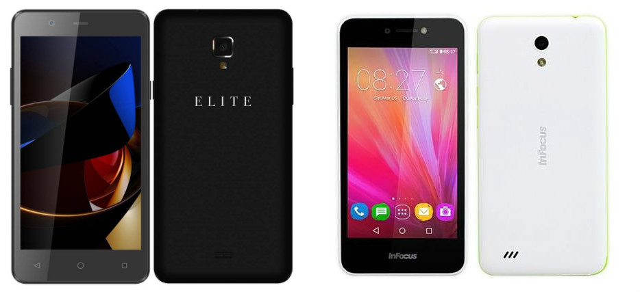 Swipe Elite 2 Plus vs Infocus Bingo 10