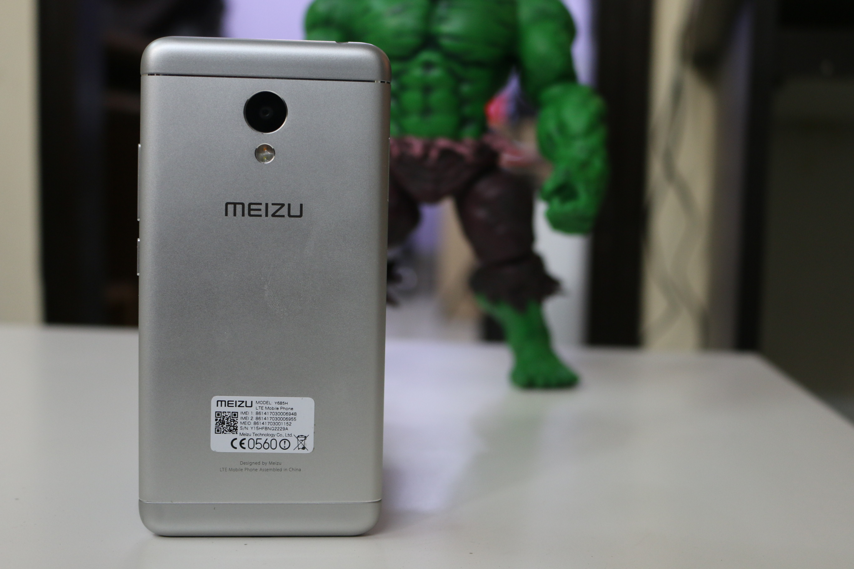 Review of the smartphone Meizu M3S