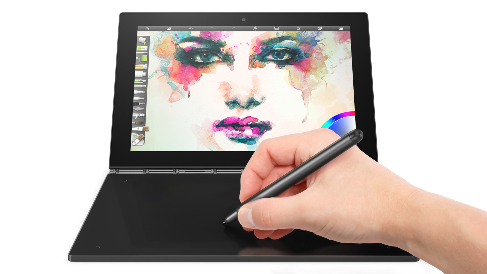 Lenovo Yoga Book 2-in-1