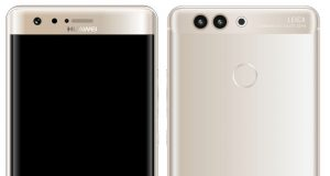 Huawei P10 Plus Rendered Images Leaked
