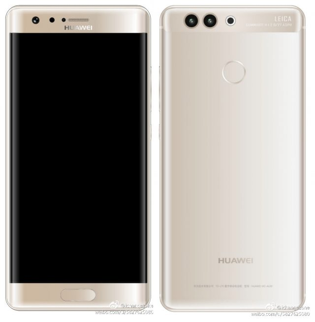 huawei p10 plus rendered images revealed   gadgets to use