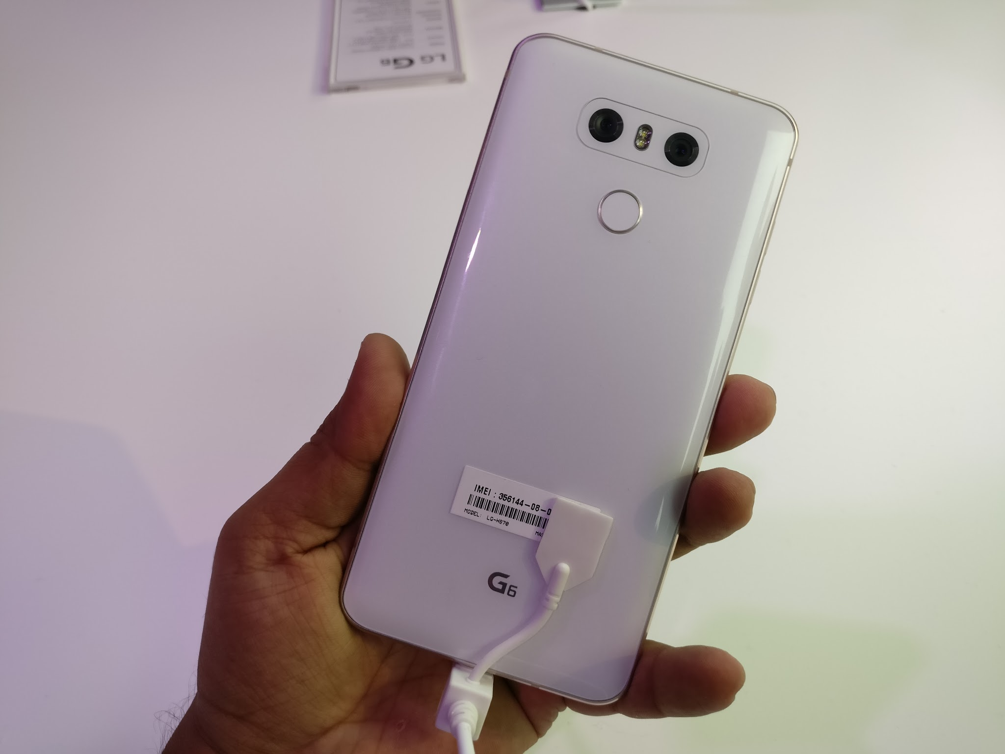 LG G6 With Dual Cameras, HiFi Quad DAC Launched In India At Rs  51,990