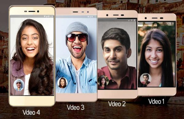 Micromax Vdeo Series