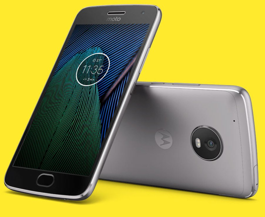 Mwc 2017 Moto G5 Moto G5 Plus Launched Specs Price