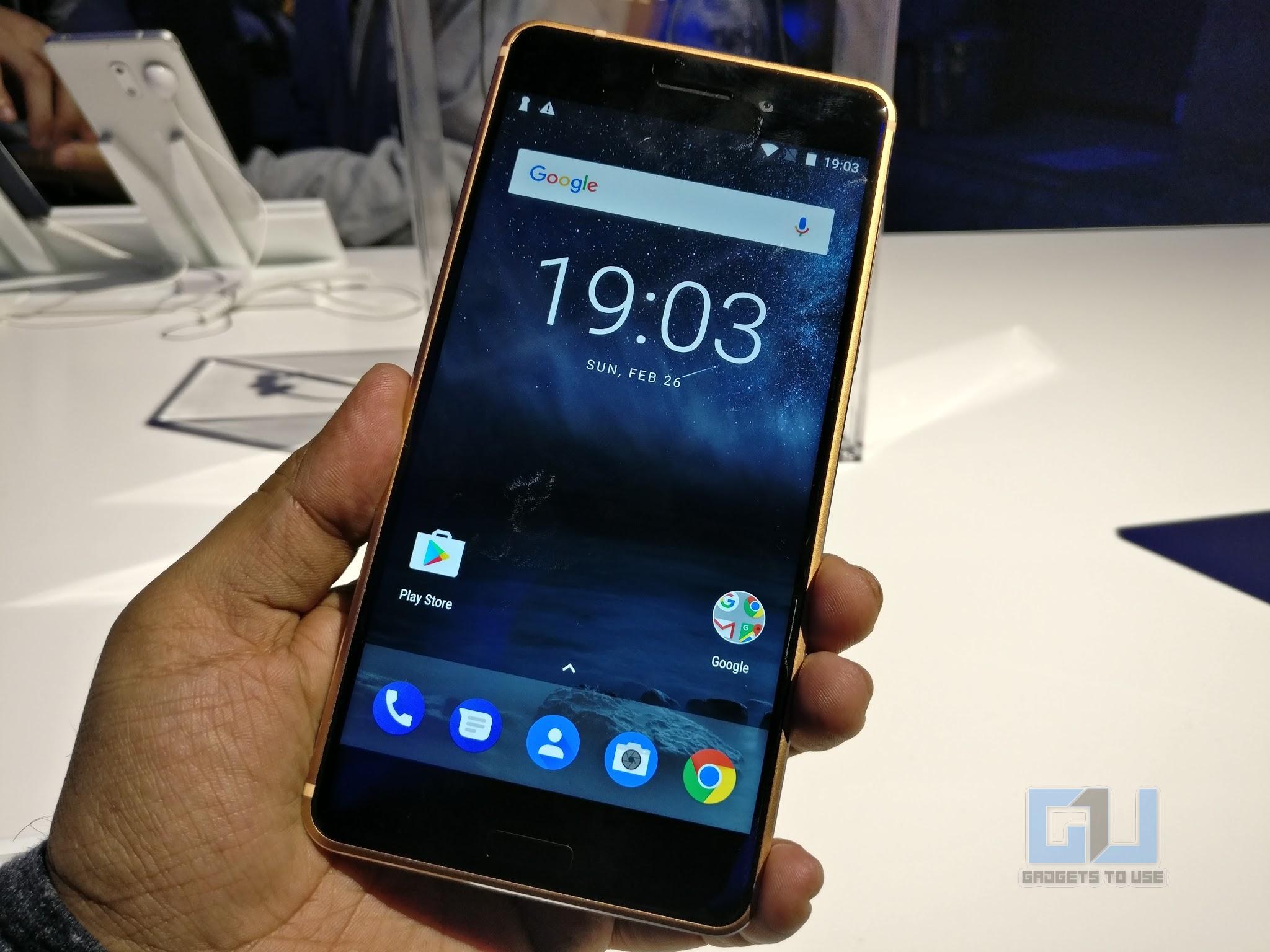 Nokia 6 Nokia 5 Nokia 3 Nokia 3310 India Launch Date Could Be