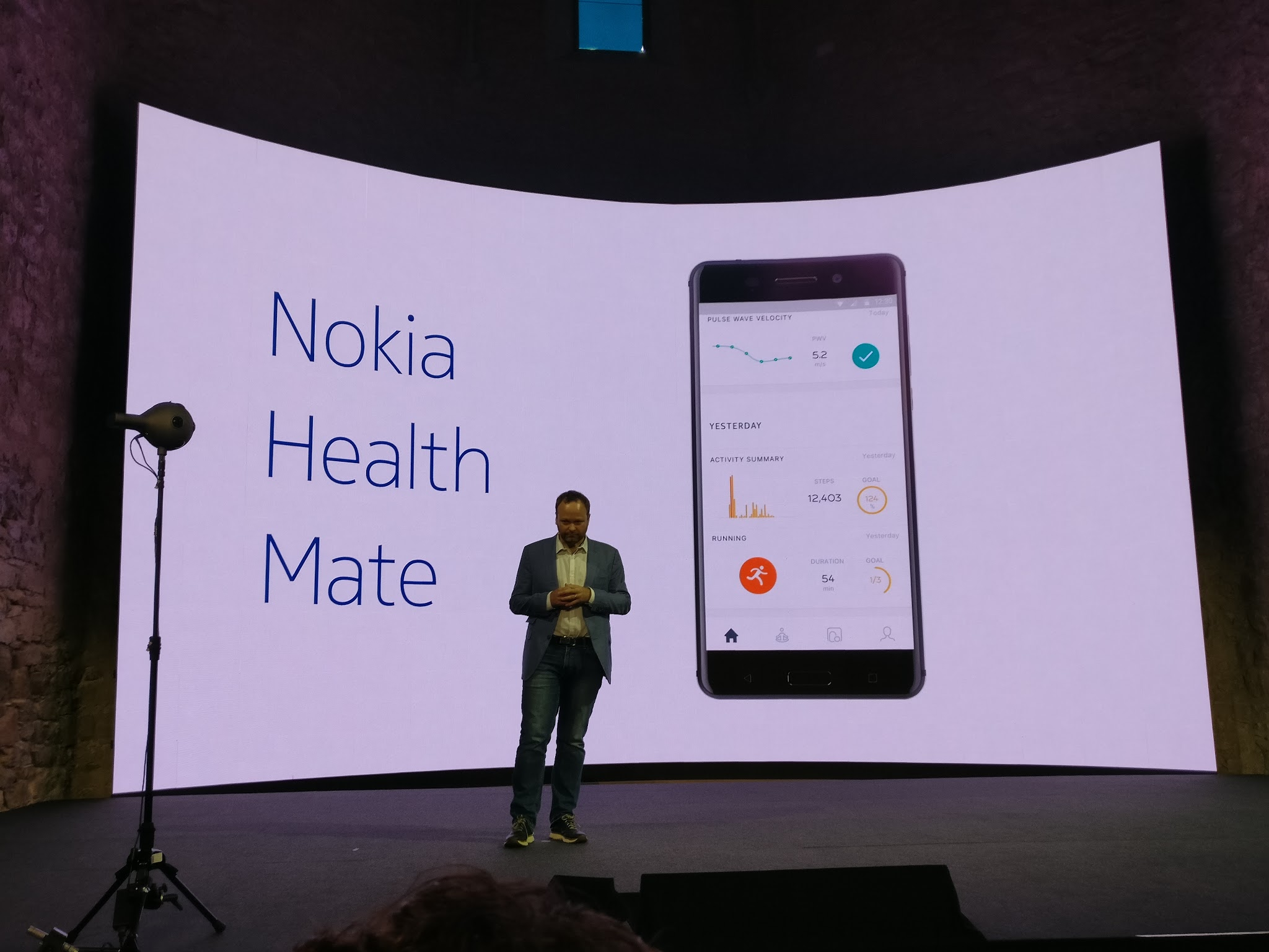 Nokia Health Mate Withings