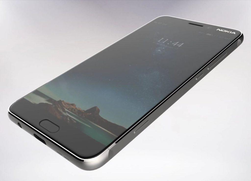 Nokia P1 Front