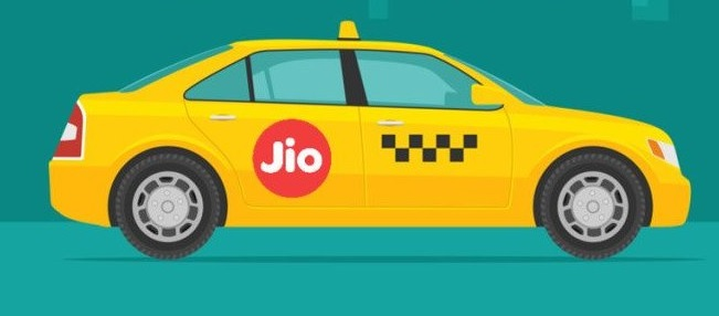 Reliance Jio Cabs