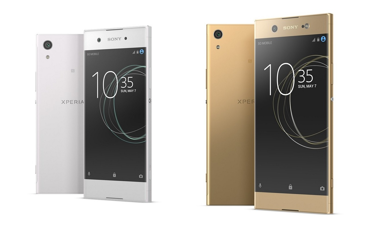 mwc 2017 sony xperia xa1 and xa1 ultra mid range devices launched. Black Bedroom Furniture Sets. Home Design Ideas