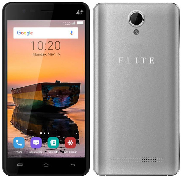 Swipe Elite 3 Grey