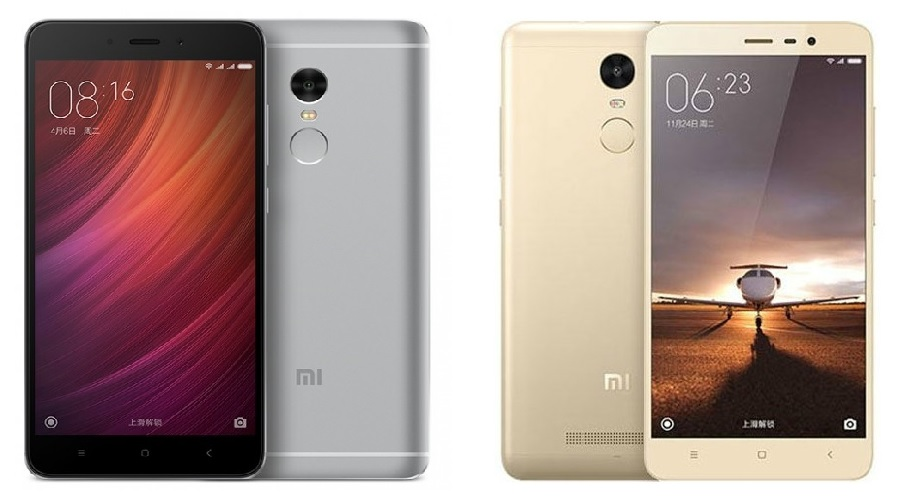 Xiaomi Redmi Note 4 vs Note 3