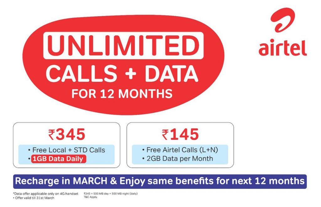 Airtel vs Jio Prime Unlimited Data