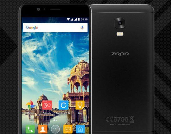 ZOPO Flash X Plus Black