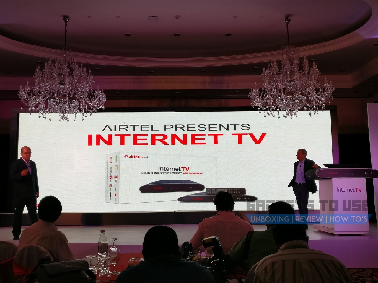 Airtel Internet TV Launched At Rs  4,999, Powered By Android TV
