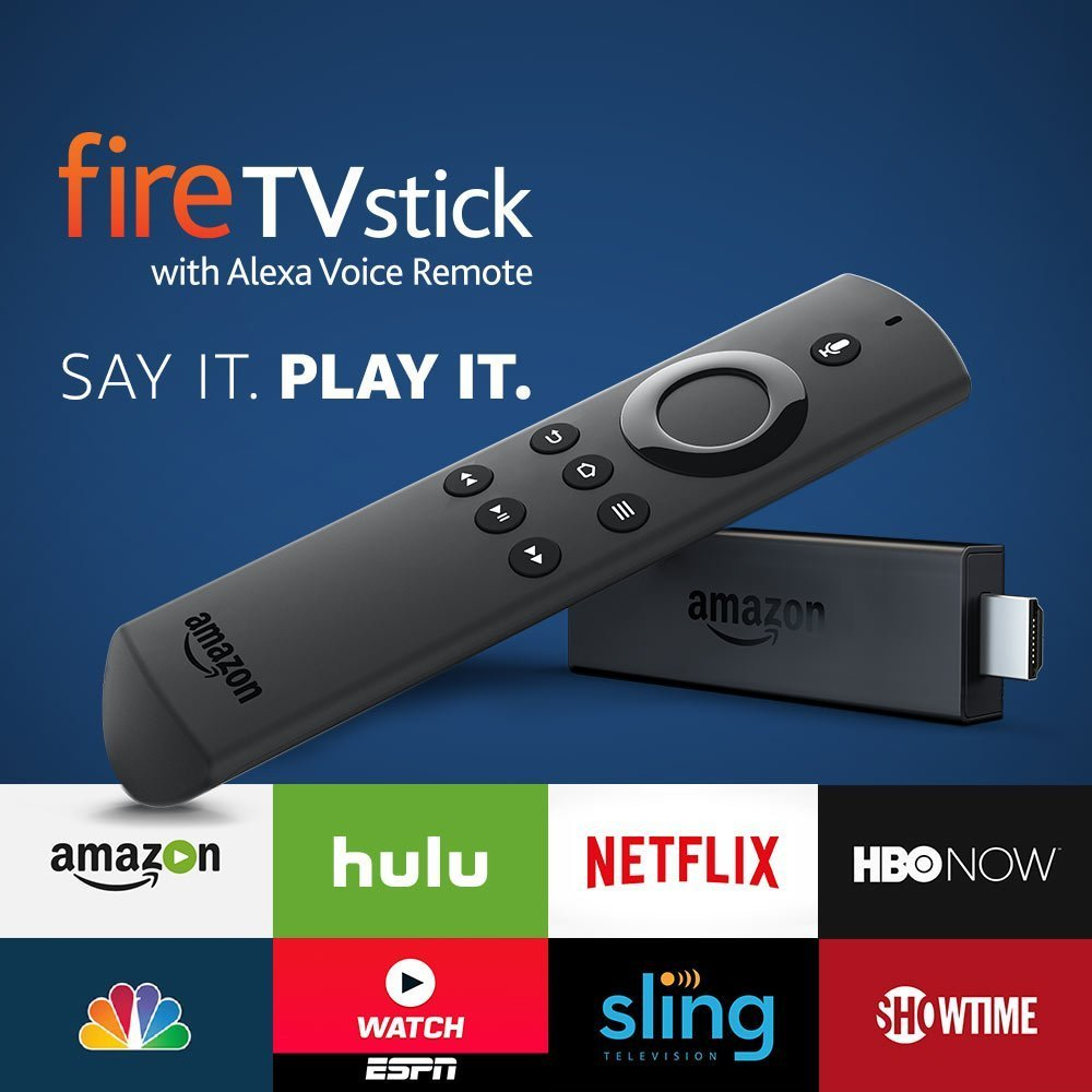 Amazon Fire TV Stick Features
