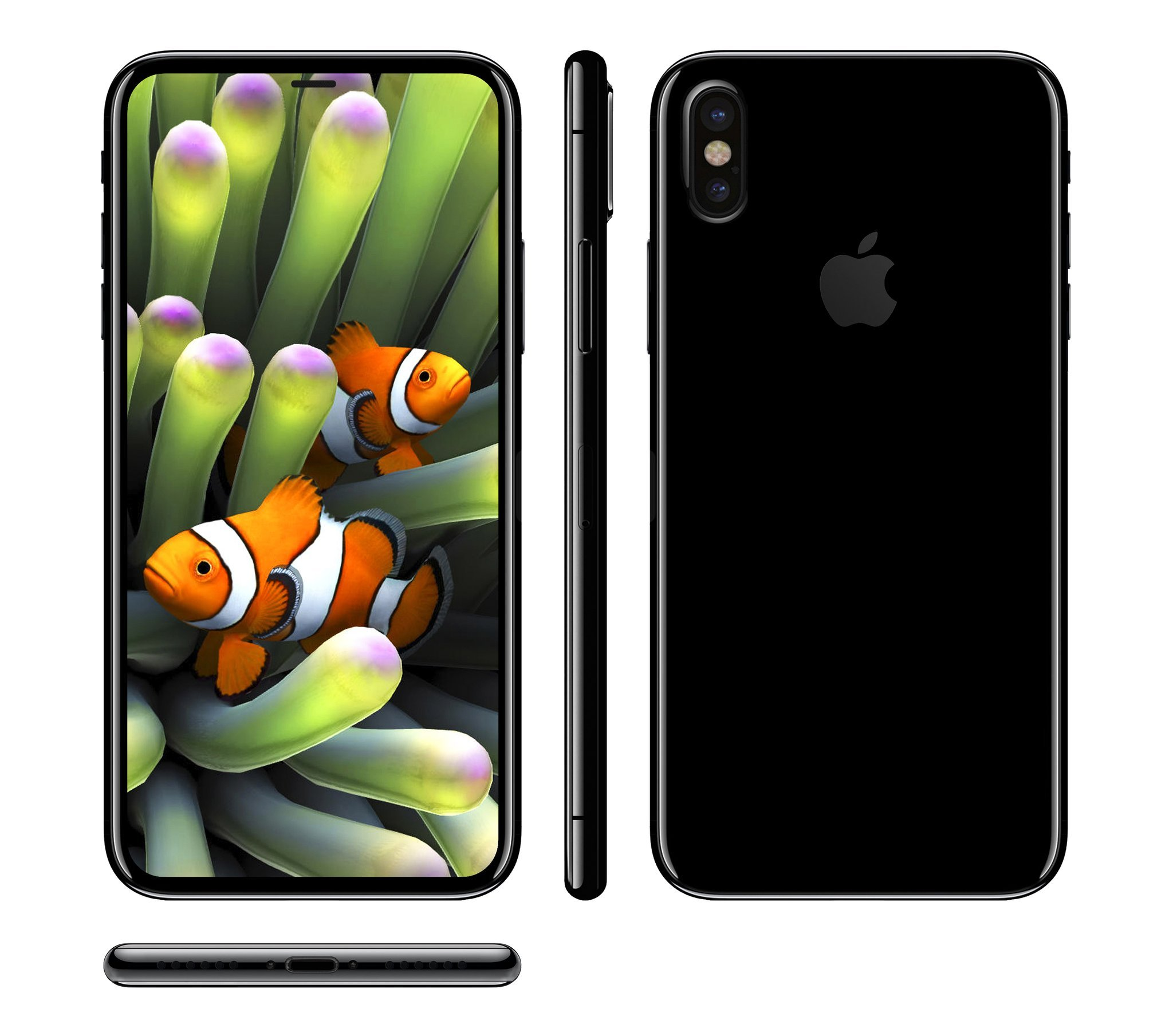 apple iphone 8 dummy model appears dual camera no touch. Black Bedroom Furniture Sets. Home Design Ideas
