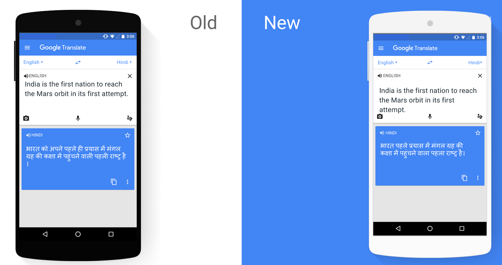 Google Launches Indian Language Support For Google Products