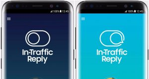 Samsung In-Traffic Reply