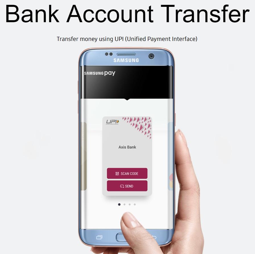 Samsung Pay UPI