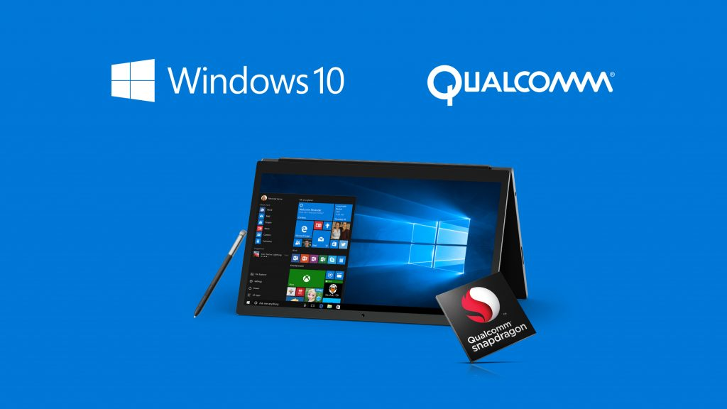 Windows 10 Qualcomm