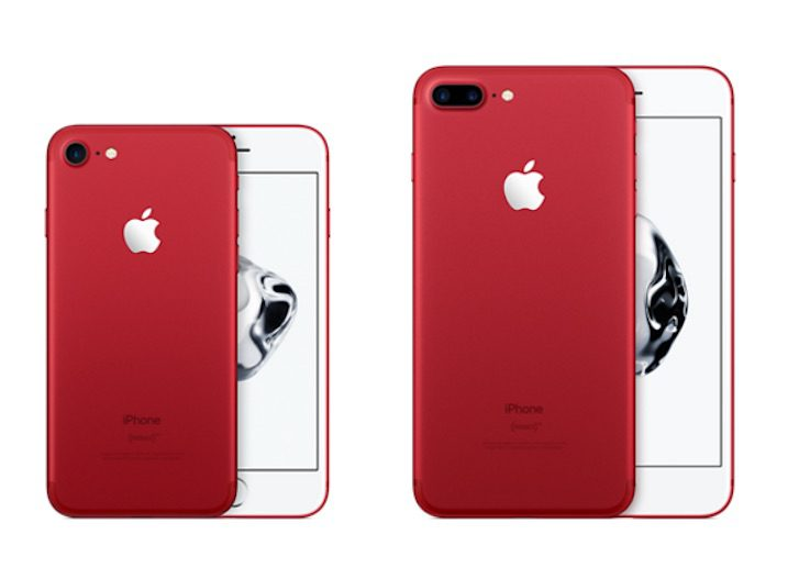 iPhone 7, iPhone 7 Plus Red Edition Available For Preorders In India