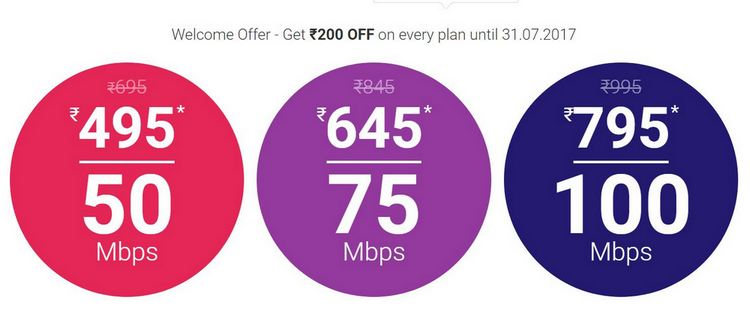 Excitel Broadband Launched In Hyderabad With Truly Unlimited Data Plans