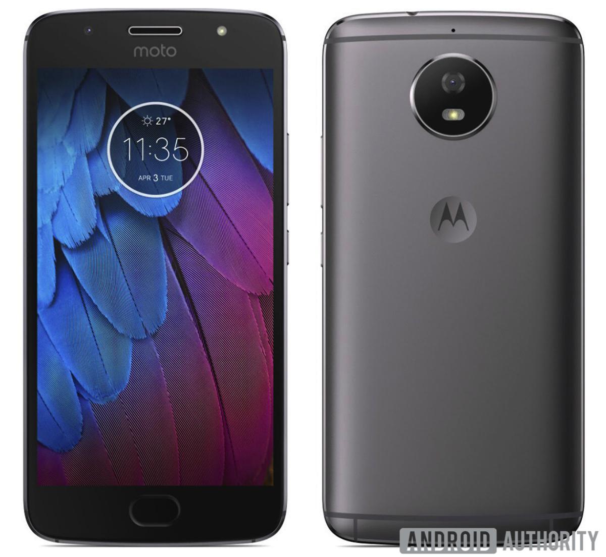 Lenovo Motorola Moto G5S