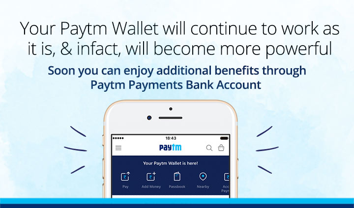 Paytm Wallet Paytm Payment Bank FAQs