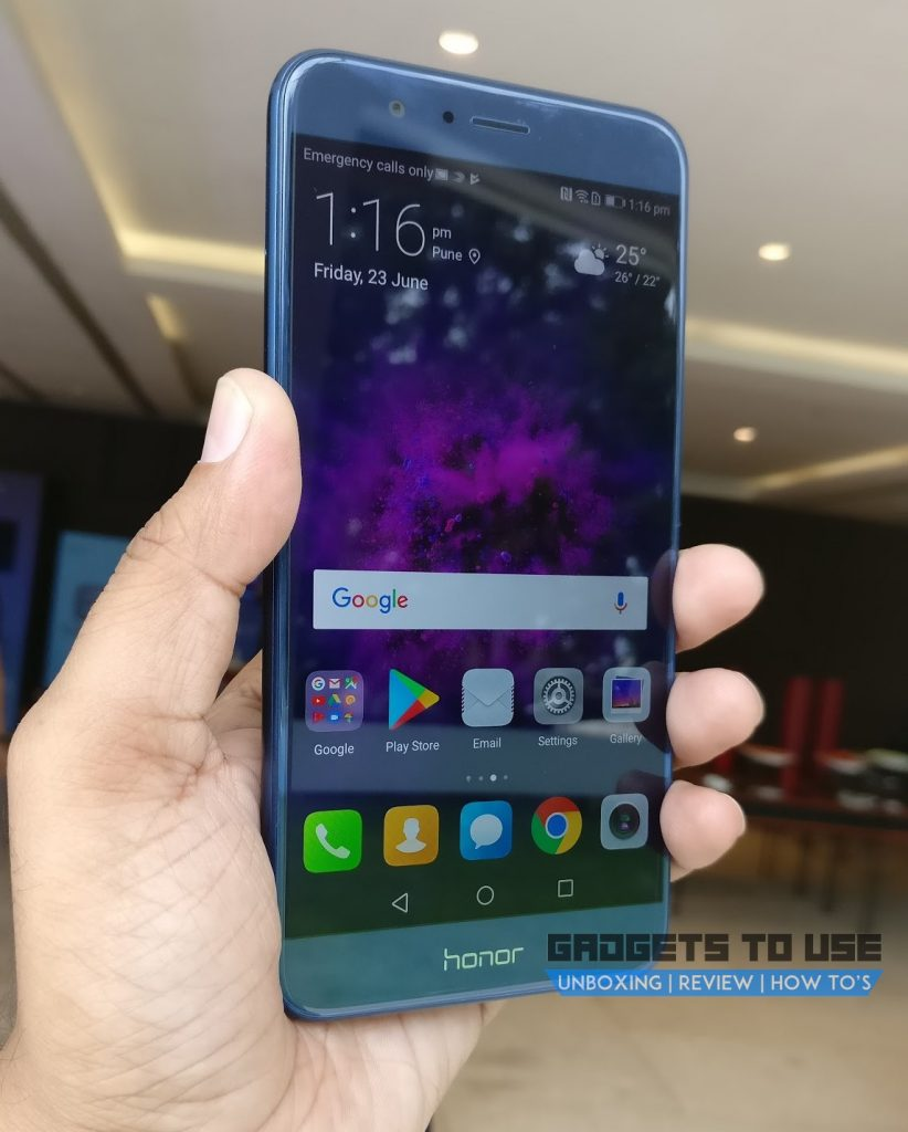 Huawei Honor 8 Pro