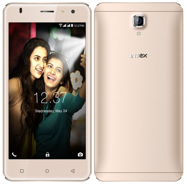 new product 5a739 9ad9c Intex Aqua S3 With 2GB RAM, Nougat, 4G VoLTE Launched At Rs. 5,777
