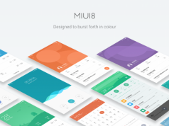 MIUI 8 Developer version
