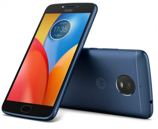 Moto E4 and E4 Plus Announced
