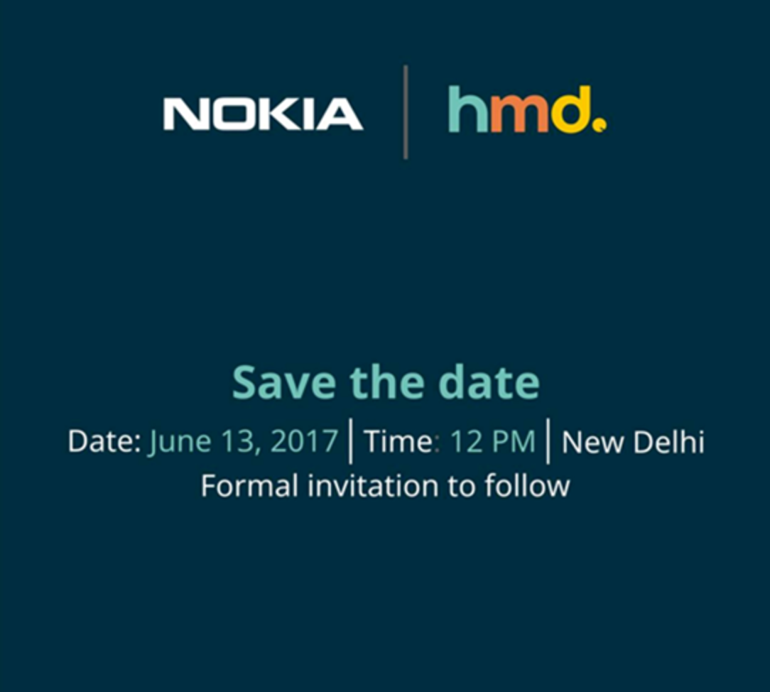 Nokia Save the date