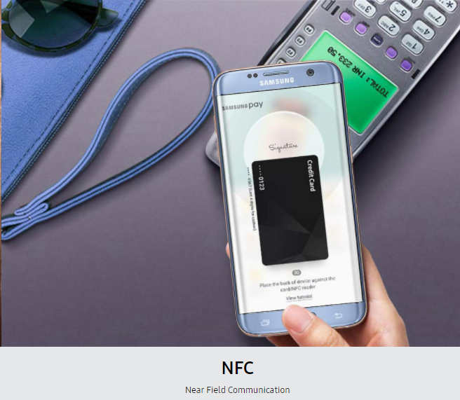 Samsung Pay NFC